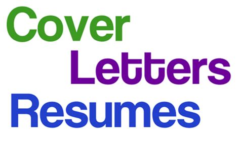 Cover Letter Writing: Free Cover Letter Tips and Samples